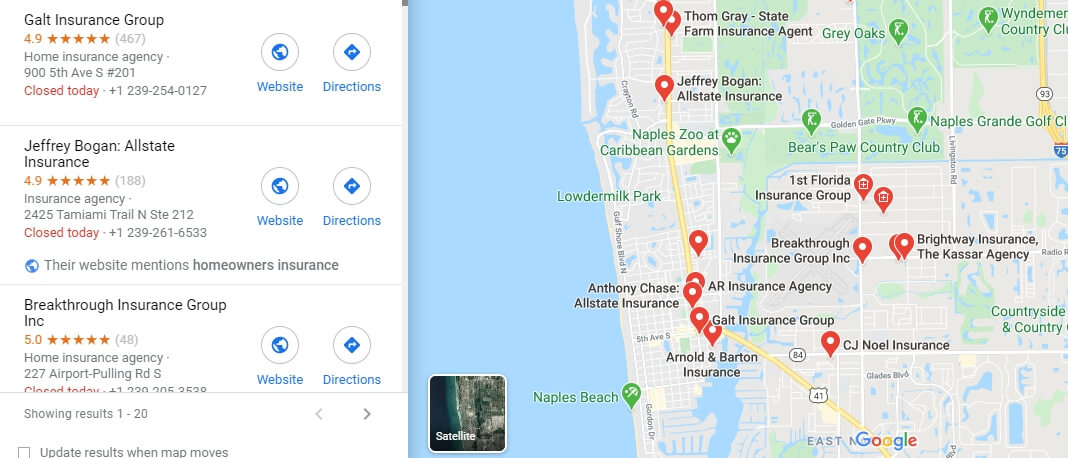 Cheap Home Insurance Naples FL - Best Companies & Quotes