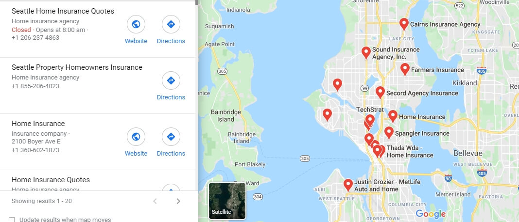 Cheap Home Insurance Seattle WA - Best Companies & Quotes