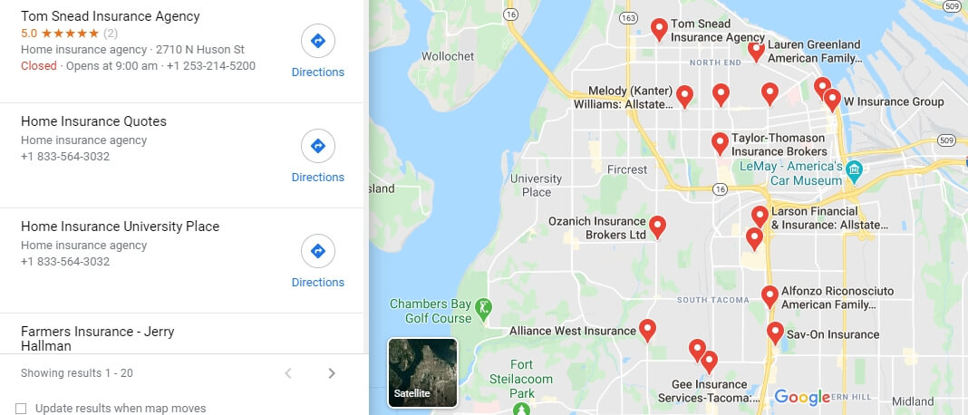 Cheap Home Insurance Tacoma WA - Best Companies & Quotes